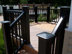 Custom Decks and Porches- Gaithersburg, Rockville & Germantown MD