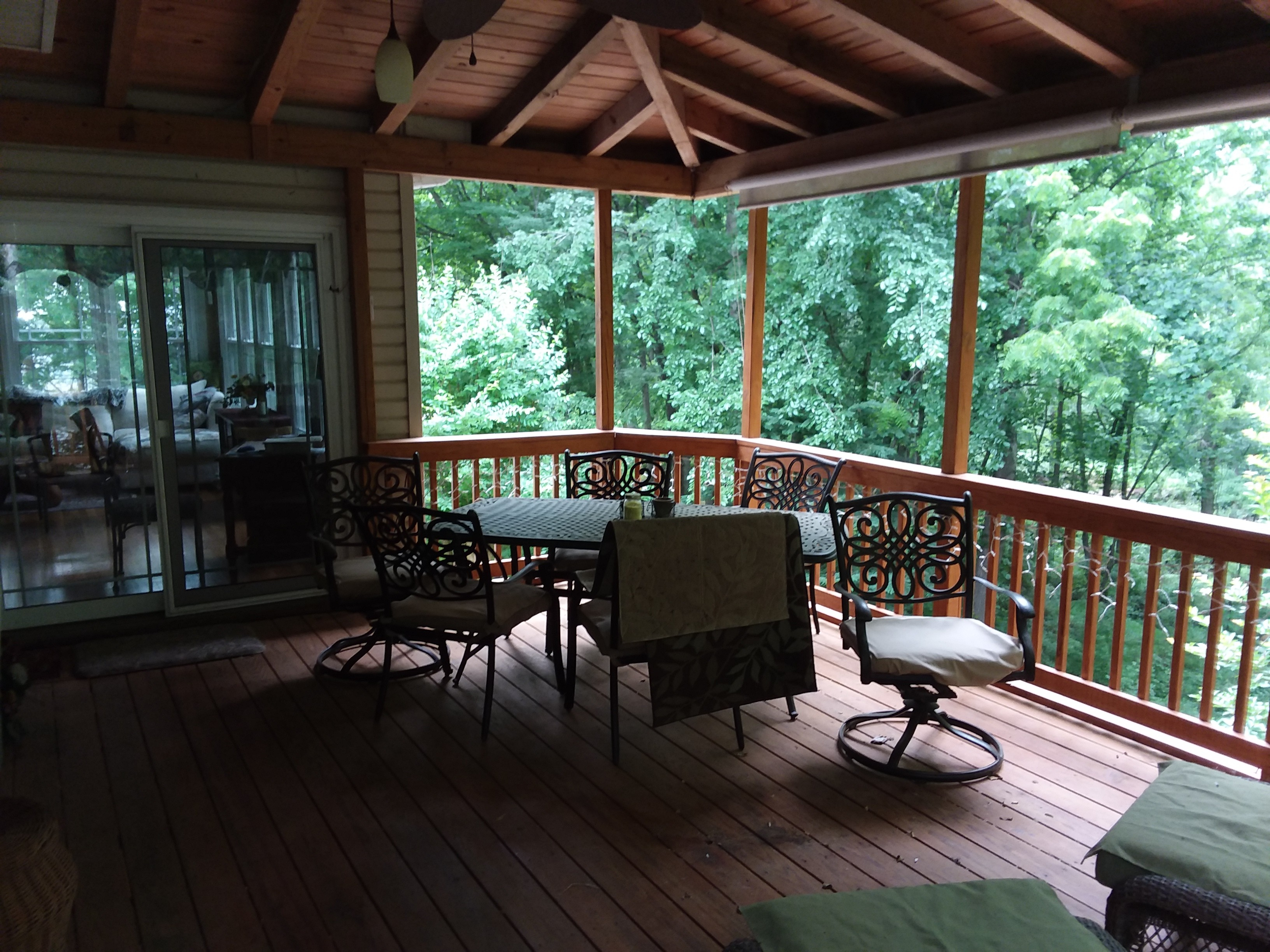 Quality Porches in Frederick and Montgomery County, Maryland