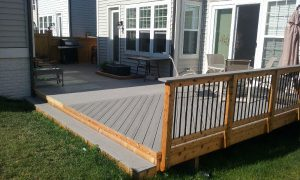 Porches in Montgomery County Maryland