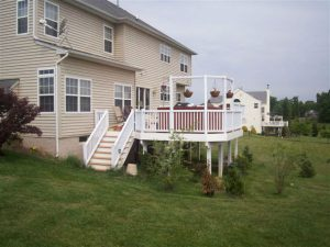 Decks in Montgomery County Maryland
